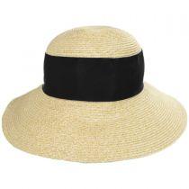 Tourist Toyo Straw Sun Hat alternate view 2