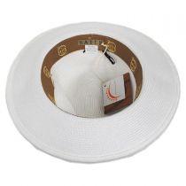 Cosmopolitan Toyo Straw Fedora Hat alternate view 4