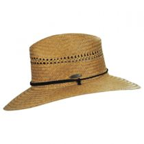 Aussie Palm Straw Lifeguard Hat in