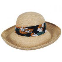 Yachting Raffia Straw Sun Hat alternate view 6