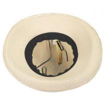 Rosa Toyo Straw Sun Hat alternate view 8