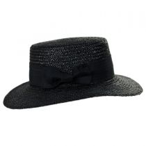Barca Milan Straw Boater Hat alternate view 3