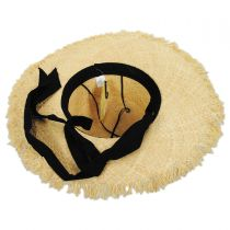Bondi Raffia Straw Sun Hat in