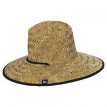 Blackout Straw Lifeguard Hat alternate view 3