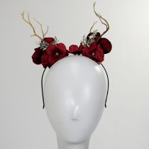 Red Poppy Headband in