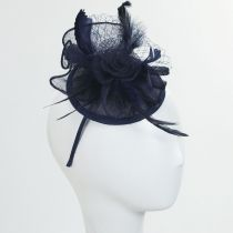 Mavis Fascinator Hat in