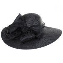 Bow Swinger Hat in