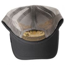 Silverback Trucker Snapback Baseball Cap in