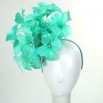 Araminta Feather Fascinator alternate view 8