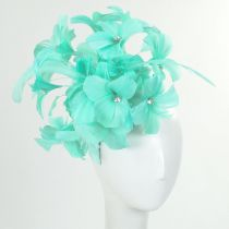 Araminta Feather Fascinator alternate view 9