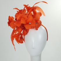 Araminta Feather Fascinator alternate view 12