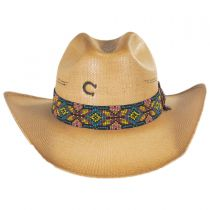 Gold Digger Toyo Straw Western Hat alternate view 2
