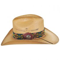 Gold Digger Toyo Straw Western Hat alternate view 7