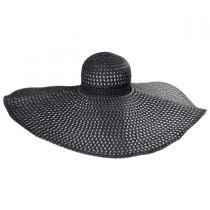 Shapeable 9.5 Inch Brim Swinger Hat in