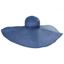 Shapeable 9.5 Inch Brim Swinger Hat alternate view 6