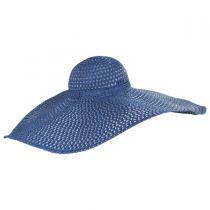 Shapeable 9.5 Inch Brim Swinger Hat alternate view 7
