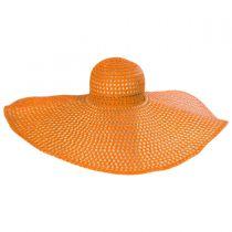 Shapeable 9.5 Inch Brim Swinger Hat alternate view 10
