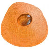 Shapeable 9.5 Inch Brim Swinger Hat alternate view 12