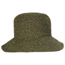 Gossamer Toyo Straw Blend Cloche Hat alternate view 22