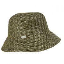 Gossamer Toyo Straw Blend Cloche Hat alternate view 23