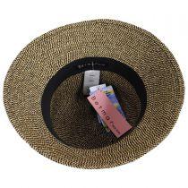 Gossamer Toyo Straw Blend Cloche Hat alternate view 24