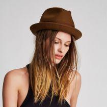 Gain Wool Felt Fedora Hat in