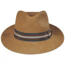 San Juliette Panama Straw Fedora Hat alternate view 10