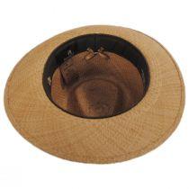 San Juliette Panama Straw Fedora Hat alternate view 8