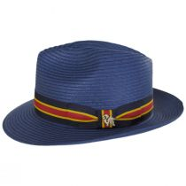 Cuba Toyo Straw Fedora Hat in
