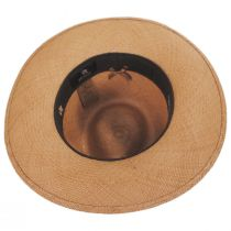Vancouver Panama Straw Outback Hat in