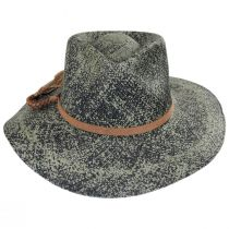 Hope Panama Straw Fedora Hat alternate view 2