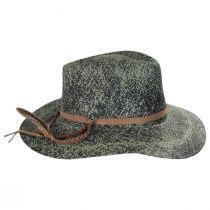 Hope Panama Straw Fedora Hat alternate view 3