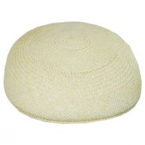 Ascot Panama Straw Ivy Cap in