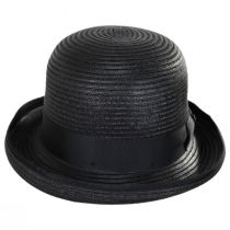 Kanye Toyo Straw Bowler Hat alternate view 6