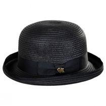 Kanye Toyo Straw Bowler Hat alternate view 19