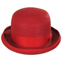 Kanye Toyo Straw Bowler Hat alternate view 10