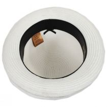 Kanye Toyo Straw Bowler Hat alternate view 4