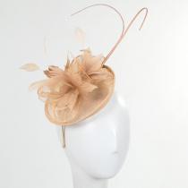 Dos Pluma Fascinator Hat in