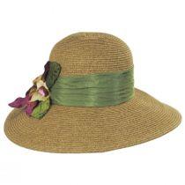 Orchid Toyo Straw Sun Hat alternate view 2