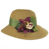 Orchid Toyo Straw Sun Hat alternate view 3