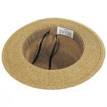 Packable Toyo Straw Boater Hat alternate view 4