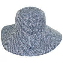 Gossamer Packable Straw Sun Hat alternate view 6