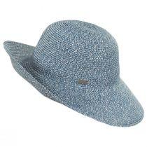Gossamer Packable Straw Sun Hat alternate view 7
