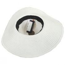Ramona Braided Straw Swinger Hat in