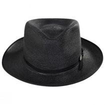 Stratoliner Milan Straw Fedora Hat alternate view 14