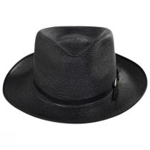 Stratoliner Milan Straw Fedora Hat alternate view 22