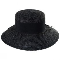 Riveria Milan Straw Downbrim Sun Hat alternate view 2