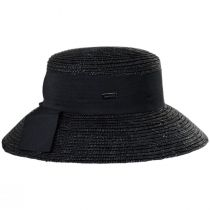 Riveria Milan Straw Downbrim Sun Hat in