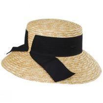 Riveria Milan Straw Downbrim Sun Hat alternate view 7
