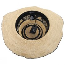 Pecos Raffia Straw Sun Hat alternate view 4